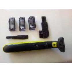 Test. Rasoir OneBlade, visage sans fil de Philips QP2520/30