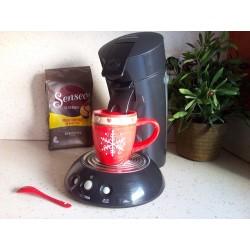 Test. Machine à café Senseo à dosettes Originale HD6554/61 de Philips