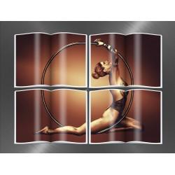 Le Hula Hoop, ou comment se sculpter un corps de rêve en s'amusant