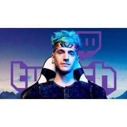 Ninja quitte Twitch