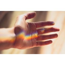 Votre propre main vous guide vers le mieux-être.