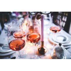 Le vin rosé de Provence, tendance et festif pour toutes les occasions