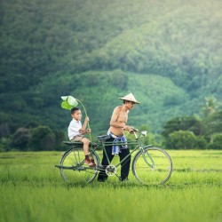 road trip à moto en Thaïlande