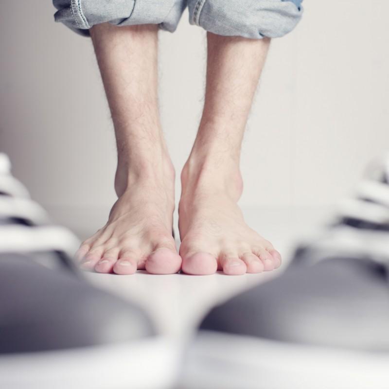 mal de pieds