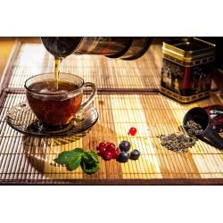 Une tasse de thé vert, un régal de minceur