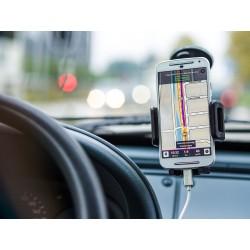 Navigation GPS sur smartphone