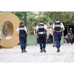 fonctionnaires de police