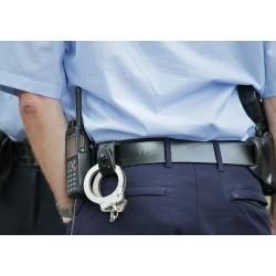 policier ceinture