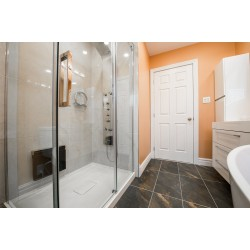 Salle de bains rénovée