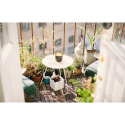 4 conseils pour aménager son balcon