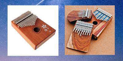 instruments originaux pour endormir bébé - kalimba